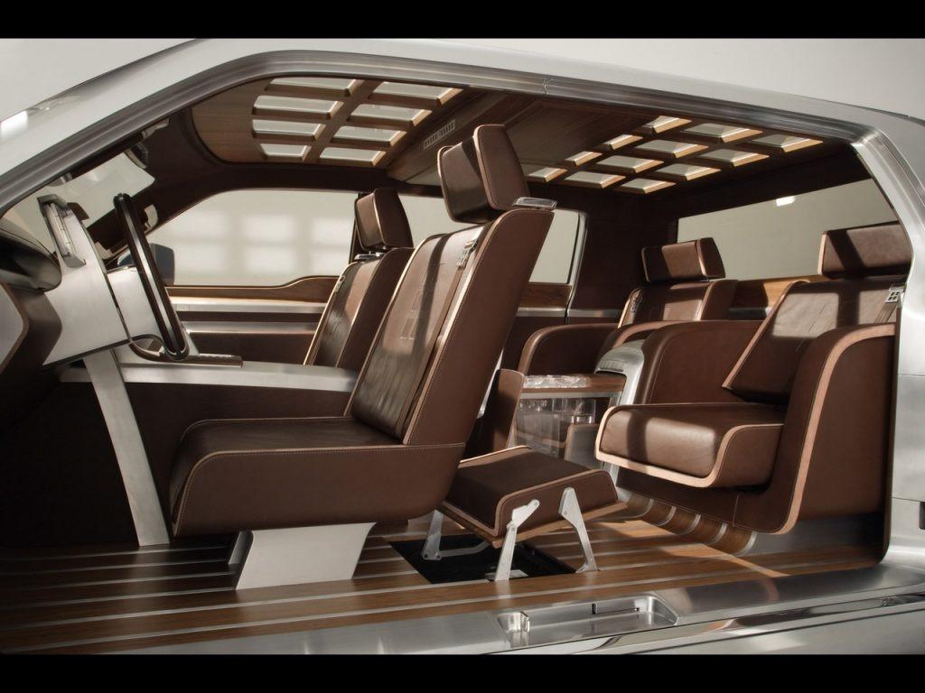 2020 Ford Super Chief Powertrain