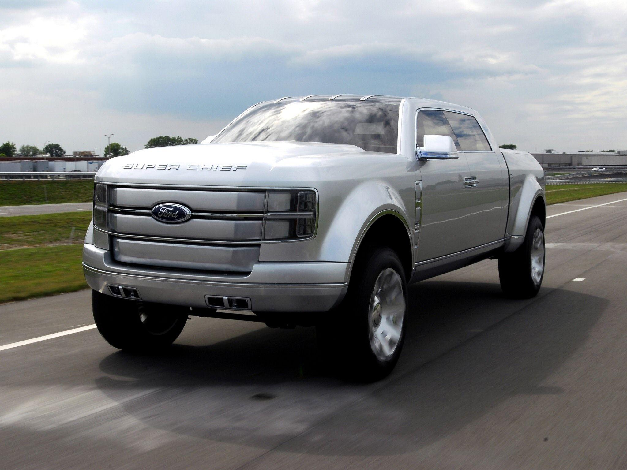 2020 Ford Super Chief Price