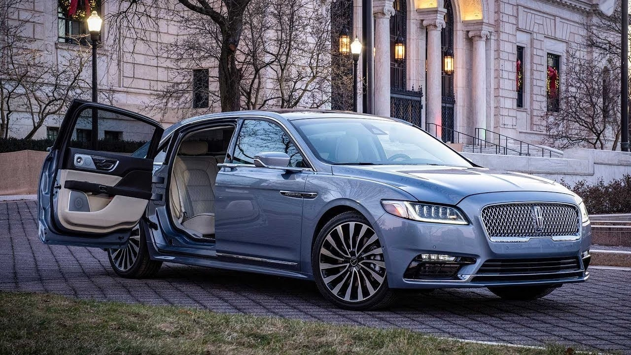 2020 Lincoln Town Car Concept