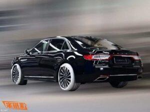 2020 Lincoln Town Car Powertrain