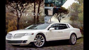 2020 Lincoln Town Car Specs
