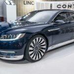 2020 Lincoln Town Car Spy Shots