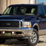 2022 Ford Excursion Images