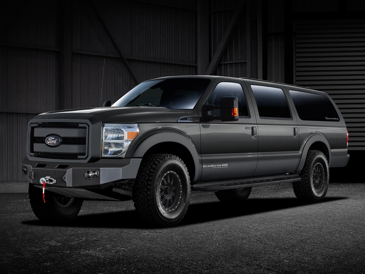 2022 Ford Excursion Wallpaper