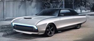 2020 Ford Thunderbird Engine