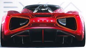 2021 Cars Lotus Drivetrain