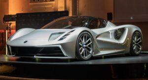 2021 Cars Lotus Powertrain
