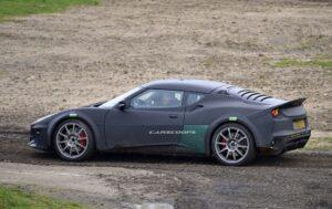 2021 Cars Lotus Spy Photos