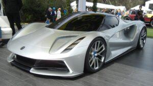 2021 Cars Lotus Spy Shots