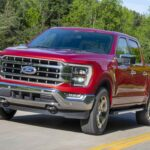 2021 Ford Super Chief Engine