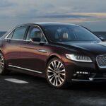 2021 Lincoln Town Car Concept