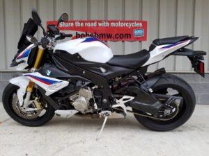 2022 BMW S1000RR Drivetrain