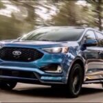 2022 Ford Edge Wallpapers