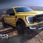 2022 Ford F150 Raptor V8 Redesign