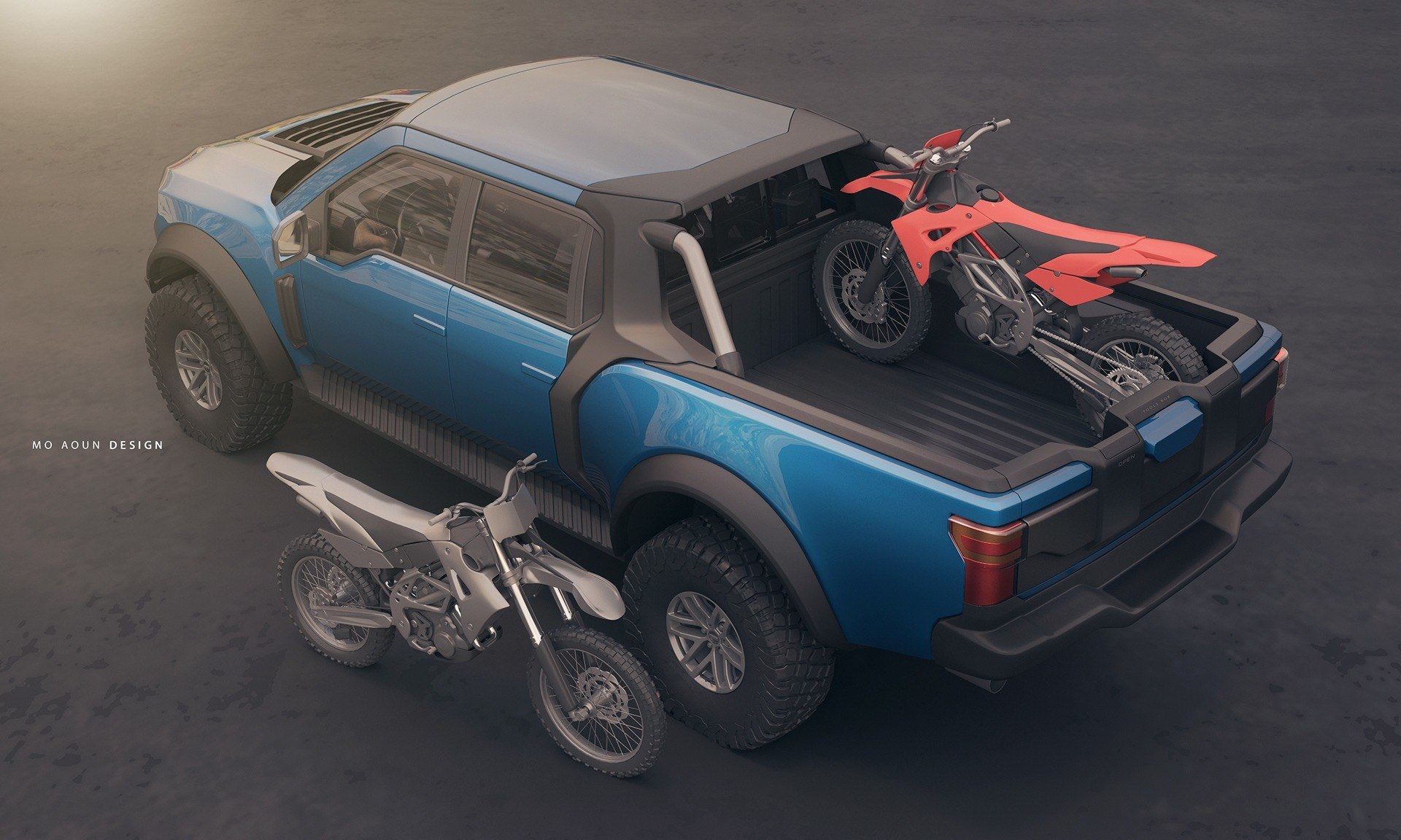 2022 Ford F150 Raptor V8 Specs