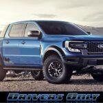 2022 Ford Raptor Concept