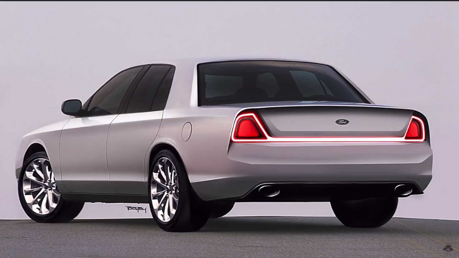 Ford Crown Victoria 2021 Exterior