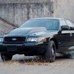 Ford Crown Victoria 2021 Interior