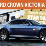 Ford Crown Victoria 2021 Release Date