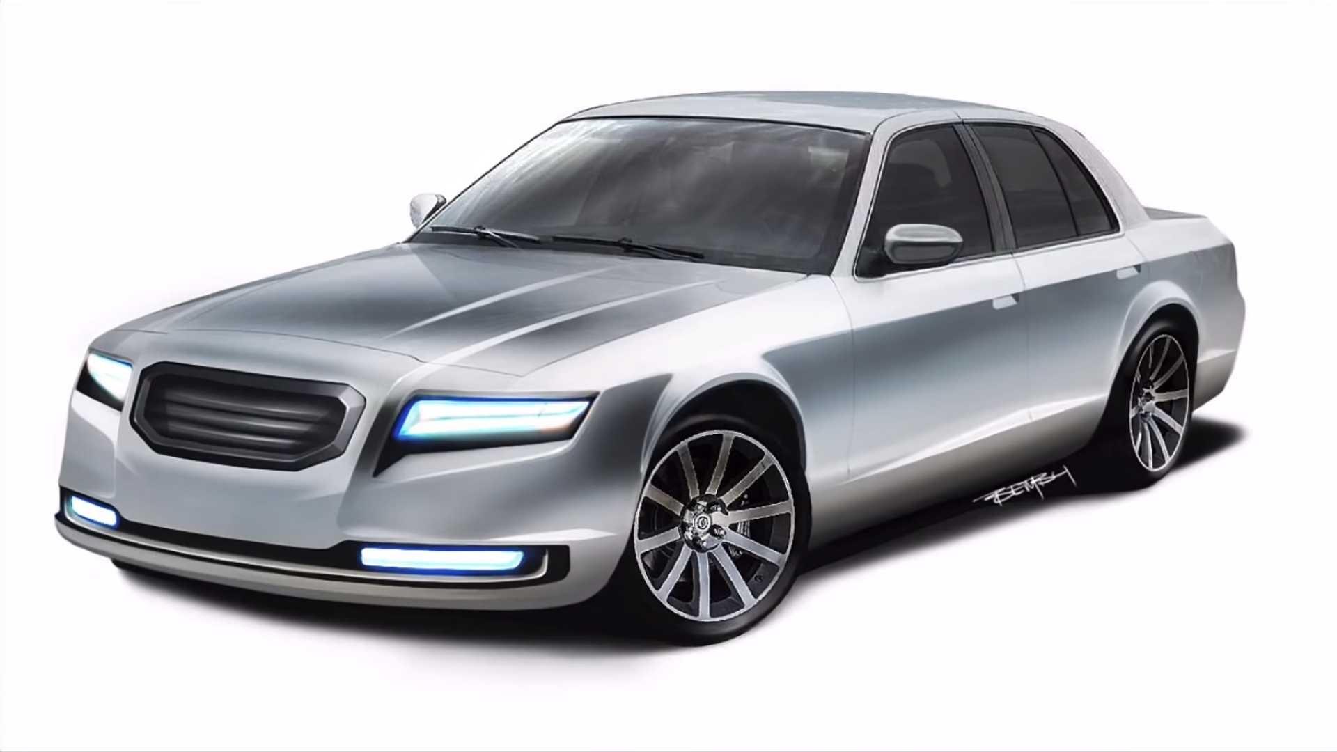 Ford Crown Victoria 2021 Spy Shots