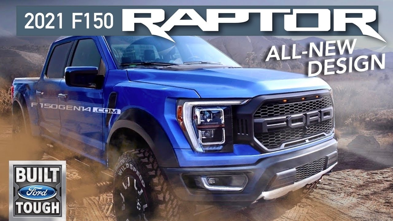 Ford F150 Raptor 2021 Drivetrain