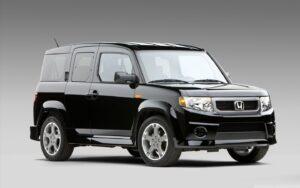 Honda Element 2020 Drivetrain