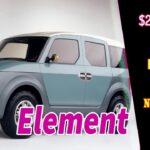 Honda Element 2020 Exterior