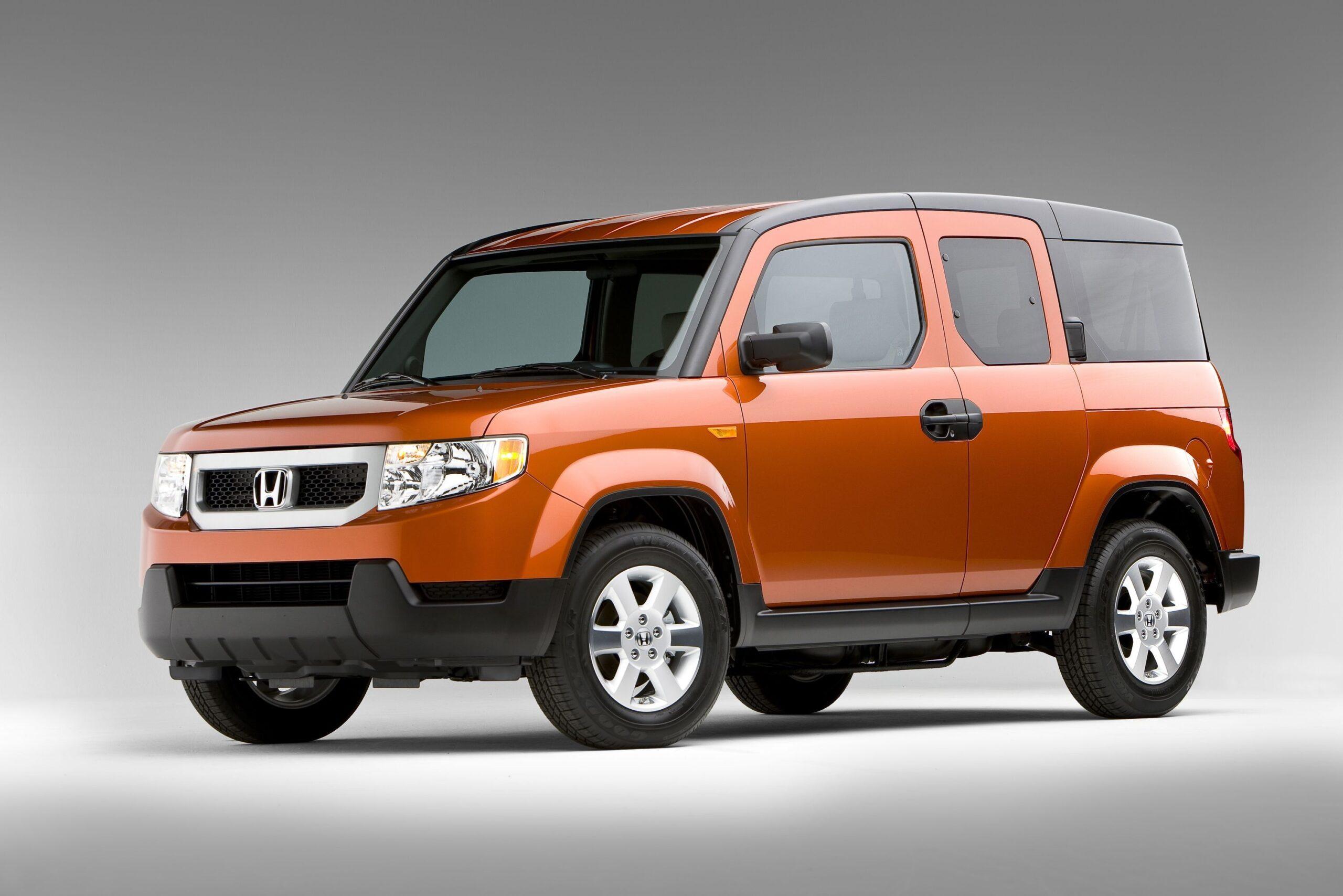 Honda Element 2020 Specs