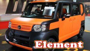 Honda Element 2020 Spy Photos