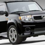 Honda Element 2020 Spy Shots