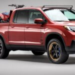 2021 Honda Ridgeline Spy Photos