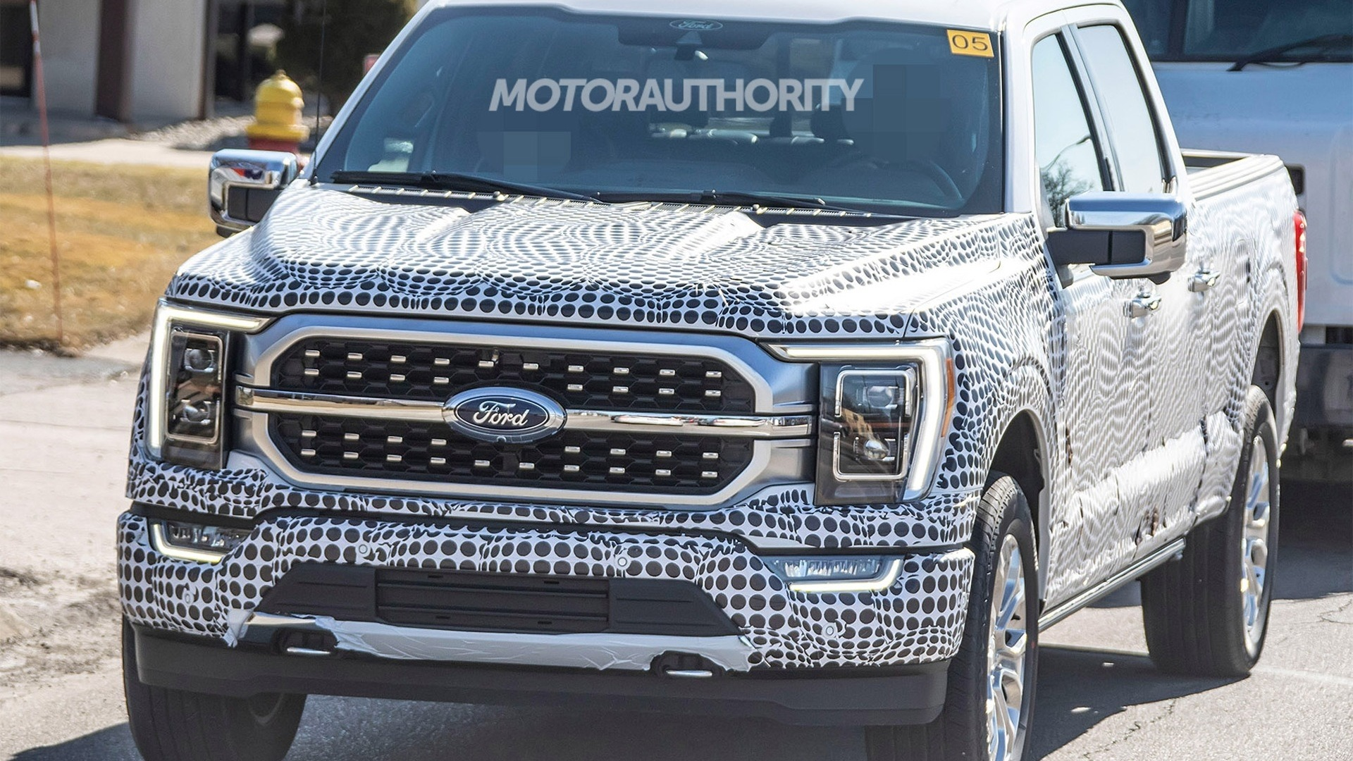 2022 Ford F450 Wallpapers