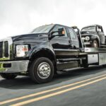 2022 Ford F650 Super Duty Powertrain