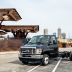 2022 Ford F650 Super Duty Spy Photos