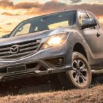 2022 Mazda BT50 Powertrain