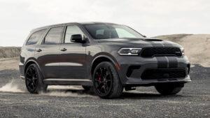 2021 Dodge Nitro Concept