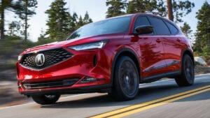 2022 Acura MDX Type S Pictures