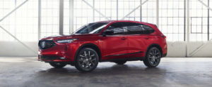 2022 Acura MDX Type S Redesign
