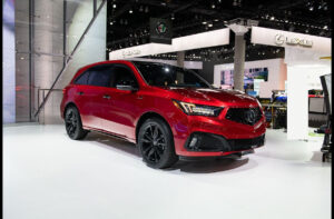 2022 Acura MDX Type S Specs