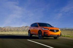 2022 Acura RDX Pictures