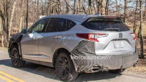 2022 Acura RDX Specs
