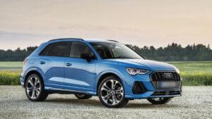 2022 Audi Q3 Images