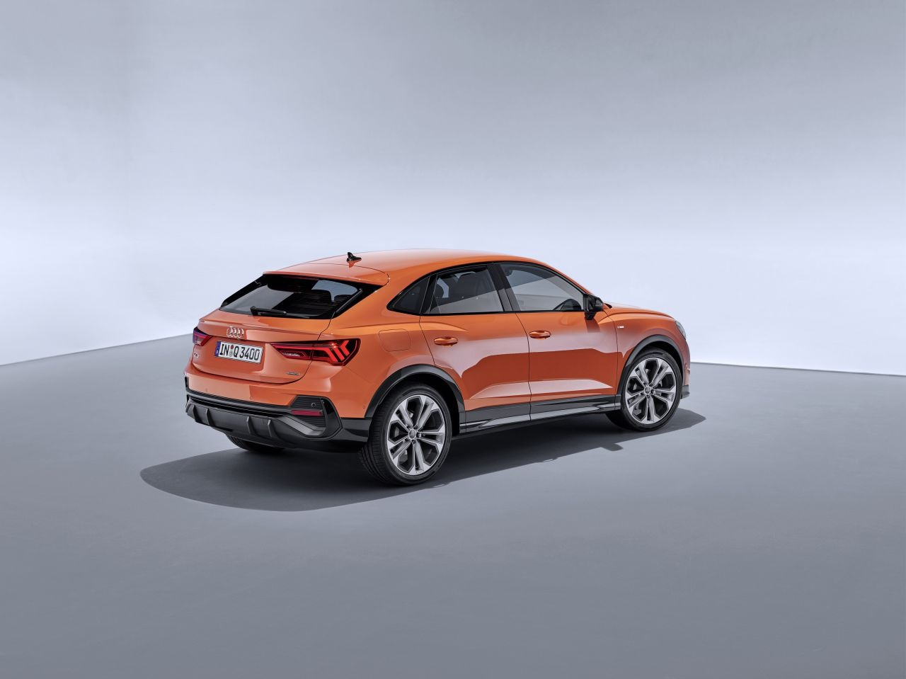 2022 Audi Q3 Spy Photos