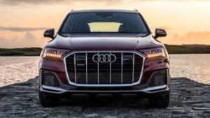 2022 Audi Q7 Powertrain