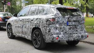 2022 BMW X1 Concept