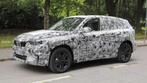 2022 BMW X1 Engine