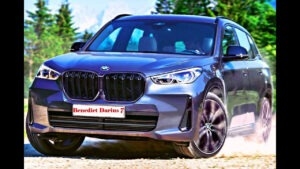 2022 BMW X1 Release date