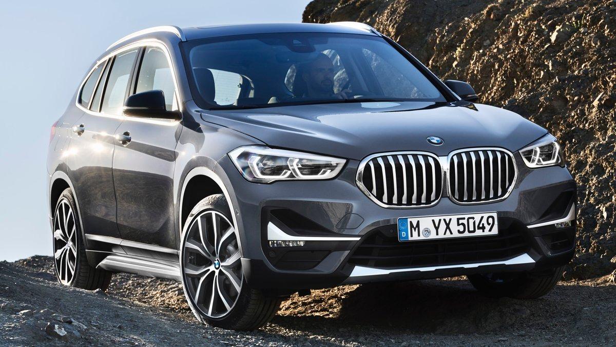 2022 BMW X1 Wallpaper