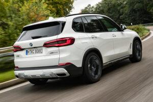 2022 BMW X5 Exterior