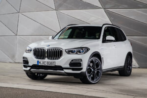 2022 BMW X5 Wallpapers